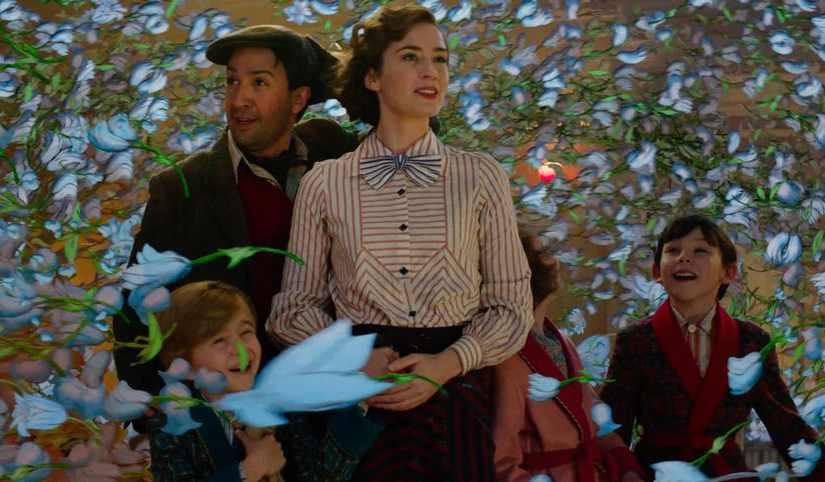 El regreso de Mary Poppins de Rob Marshall