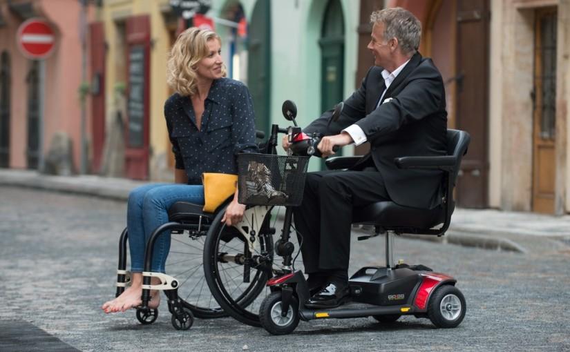 Amor sobre ruedas de FranckDubosc