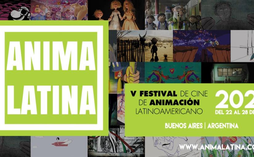 El Festival de Cine de Animación Latinoamericano Anima Latina 2020 abreconvocatoria