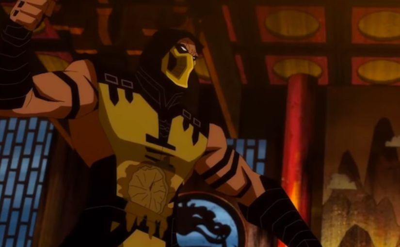Mortal Kombat Legends: Scorpion's Revenge de EthanSpaulding