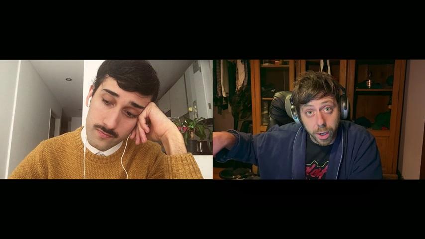 Entrevista a Diego Labat y Agustín Ross Beraldi, directores de Los amigos del anillo
