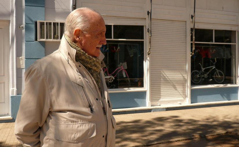 Cine de pueblo, una historia itinerante de SebastiánHermida